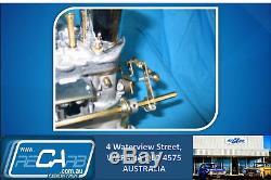 Gemini GENUINE Twin 40 WEBER IDF Carburettor Conversion Kit