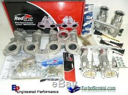 Gemini Throttle Body Fuel Injection Kit 40mm ITB 40IDF Rodeo individual bodies