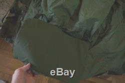 Genuine Rare Irish Army IDF DPM Camo Smock Large