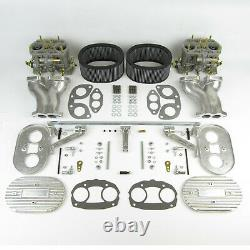 Genuine Weber 40IDF carb kit VW CB performance air cooled T1 jetted for 1600 +