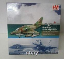 Hobby Master HA1407 A-4e idf/af 116th nevatim ab, israel yom kippur war 1973