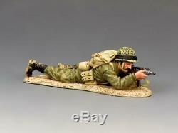 IDF009 Lying Prone Para King and Country Israeli Defense Force