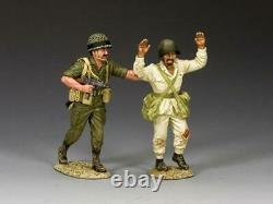 IDF011 Prigioniero E Scorta 2-man Set Israeli Defense Force King and