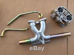 IDF 40 44 Doppelvergaser mit Zentralsaugrohr wie Weber VW Käfer Tuning vergaser