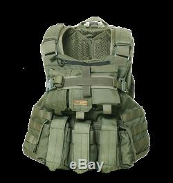 IDF Amran Tactical Armor Carrier Vests Military Marom Dolphin Made In Israel