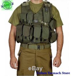 IDF Carrier Armor Vest Eagle Improved Tactical Chest Rig Mag Clothing Tactical