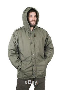 IDF Green Doobon/Dubon Cold Weather Hooded Coat Parka by Hagor Israel