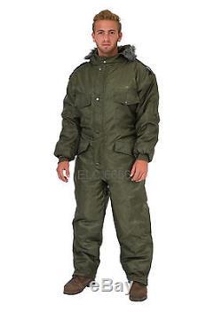 IDF Hermonit Snowsuit Winter clothing Ski Snow suit One piece wear