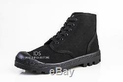 IDF Israel Defense Forces Scout Commando Palladium Style VEGAN Boots US12 / EU46