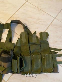 IDF Israel Made Ephod Vest used by Serbian PJP (Kosovo war). Balkan War