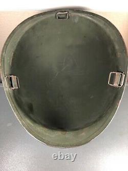 IDF Israeli Army Combat Para Helmet French M56 1970 RARE