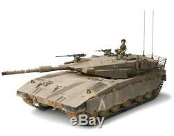 IDF Merkava III Frühe Produktion, Modellbau Panzer Bausatz, Maßstab 116, SOL