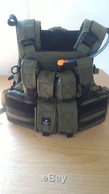 IDF Tactical Place Carrier Vest for Special Forces MOLLE Vest 2018 Design