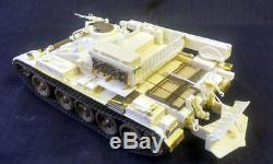 IDF VT-55A Captured Recovery tank 1/35 PanzerShop PS35272 Tamiya conversion set