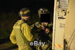 IDF ZAHAL marom dolphin israeli army BULLETPROOF VEST CASE HASHMONAI