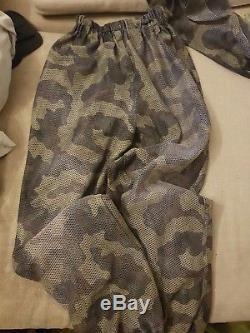 IDF ZAHAL marom dolphin israeli army camouflage suit reversible DESERT WOODLAND