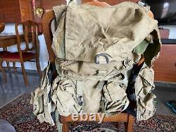 IDF Zahal VEST Israeli Army Full Set Size M