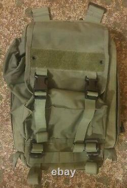 IDF Zahal VEST israeli army MAROM DOLPHIN BACKPACK