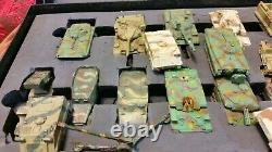 IDF idf israel vintage identification kit for ennemy armoured vehicles WOW