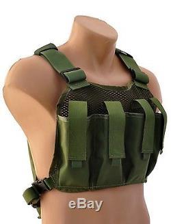 IDF tactical mesh light vest military