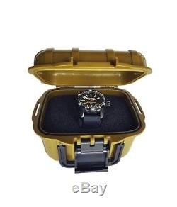 IDS Tactical Men Military Dive Waterproof Watch with IDF Unit Symbol -Paratroopers