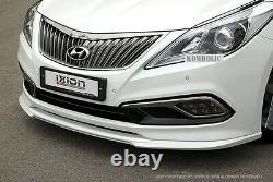 IXION Design Front Lip for Hyundai Azera (Grandeur HG) 2015 2016