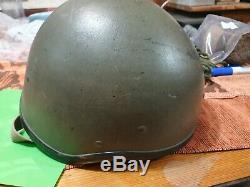 Idf 1982 first lebanon war golani brigade combat helmet