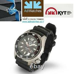 Idf Israeli Millitary/Tactical Watch 2850 Mossad Logo, Stainless, Analogue New