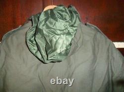 Idf Jacket MILITARY Winter Windproof Parka Dubon Zahal Israeli with Pull Out Hood