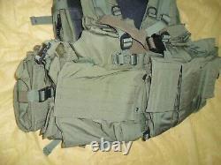 Idf NEGEV Vest Zahal Sniper Tactical Harness Web. MADE IN ISRAEL Export Erez New