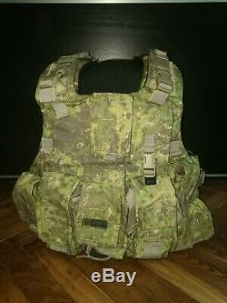 Idf Vest Pencott Greenzone Oso Gear