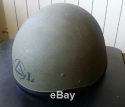 Idf Zahal Force Lebanese Christian Phalangist Israeli Helmet Lebanon Lebanese