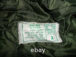 Idf Zahal Jacket Winter Windproof Parka Dubon Israel Infantry Commanders Tag