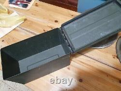 Idf genuine empty ammo metal box