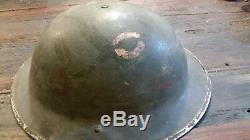 Idf helmet from the 40s maybe from 1948 war kisses for milka 1943 with liner