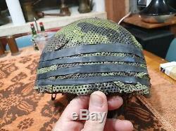 Idf israel first lebanon war used combat helmet 1989