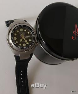 Idf wrist watch israel air force pilot army combat diving defense force date