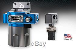 Injector Dynamics Combo F750 Fuel Filter idF750 & Sensor idPTS