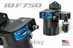 Injector Dynamics IDF750 Fuel Filter Black ID-F750BK