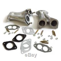 Inlet manifold twin Weber 44 IDF EMPI HMPX/DRLA intake VW Air Cooled Engine T1