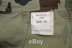 Irish IDF DPM 34 Combat Trousers Paddyflage Camouflage Pants