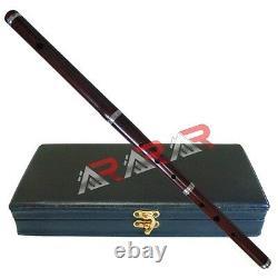 Irish Professional Tunable D Flute with Hard Case 23 Length 3 Pcs AAR