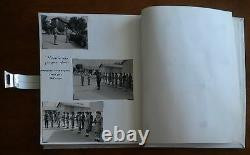 Israel 1967 IDF Parade Jerusalem Photo Album Colonel Eliezer Amitai Six Day War