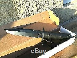 Israel Dustar Arad Army Idf Zahal Symbol Combat Knife 7blade Unused Org Packing
