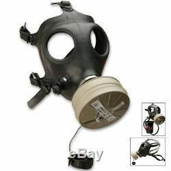 Israel Israeli IDF Civilian Adult Gas Mask Size 2 Medium