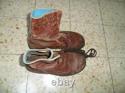 Israeli Army Boots For Sale Para Red Brown LIGHT. Idf Zahal MADE IN ISRAEL BRILL