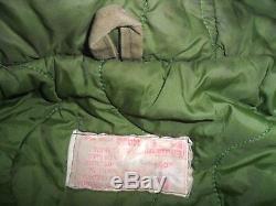 Israeli Army Golani Dubon Jacket Zahal Field Cold Snow Windproof Parka Idf XL