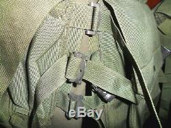 Israeli Army Idf Ephod Vest Web Zahal 1984 but New MADE IN ISRAEL. Rare Size L
