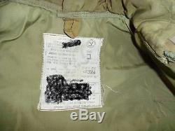 Israeli Army Idf Zahal Flak Vest Protective Jacket 1982 Israel Lebanon War RARE