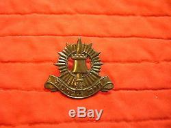 Israeli Defense Force Engineers Cap Badge, Screw Back